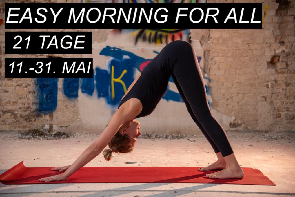 Foto: Online-Yoga Kiel, Easy morning for all mit Anna, Yoga als Morgenroutine, Yoga-Kurs Kiel, Yoga-Moment Kiel, Yogastudio Kiel