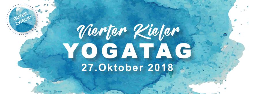 Vierter Kieler Yogatag Logo